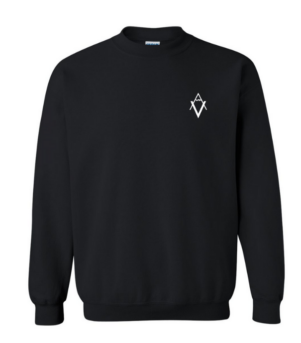 Crewneck, Embroidered VA | Unisex | Vancouver Apparel
