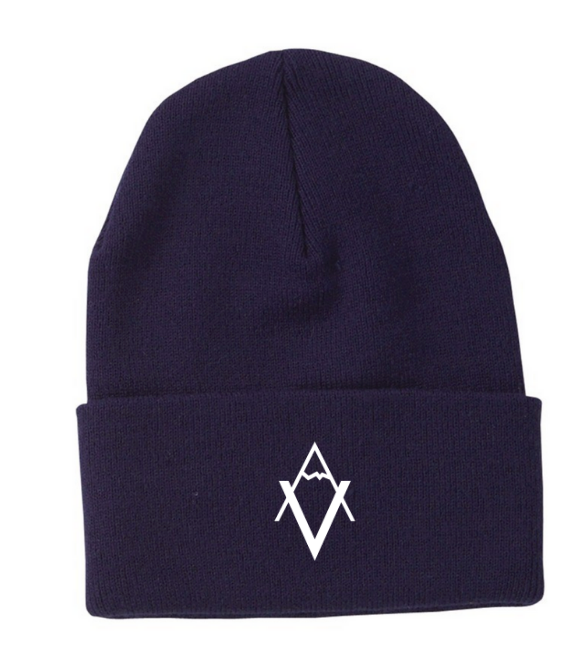 Toque, Embroidered VA.