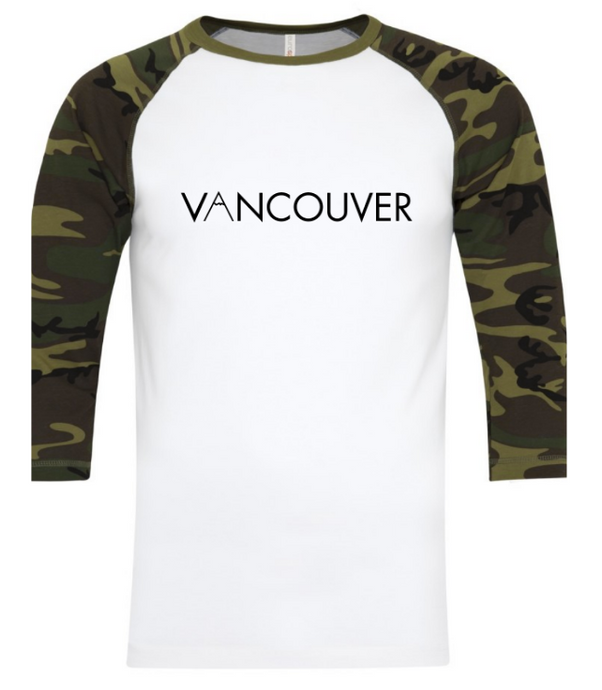 Baseball Tee, Vancouver | Unisex | Vancouver Apparel