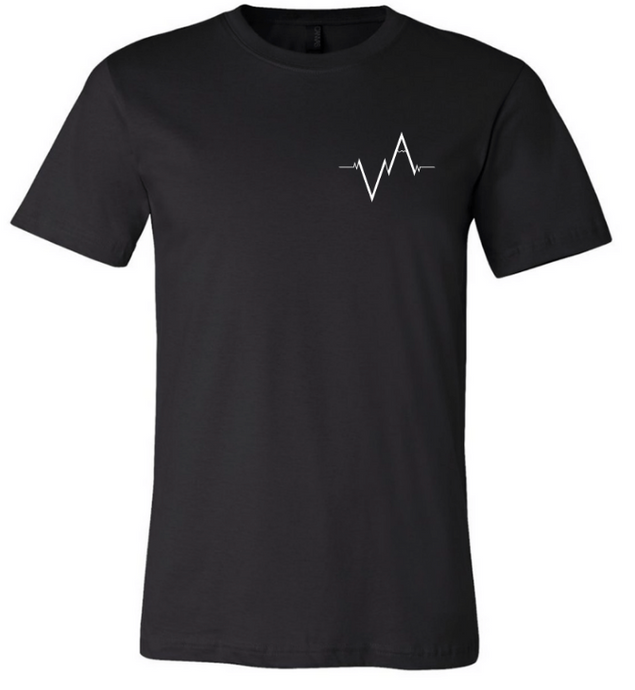 The Classic Tee, Heartbeat | Unisex | Vancouver Apparel