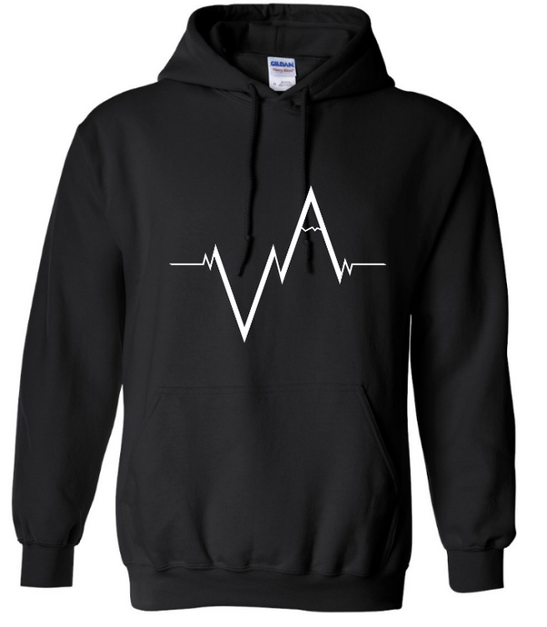 The Pullover, Heartbeat | Unisex | Vancouver Apparel