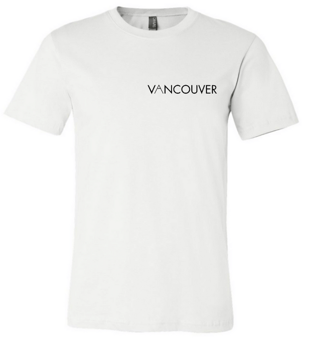 The Classic Tee, Vancouver | Unisex | Vancouver Apparel