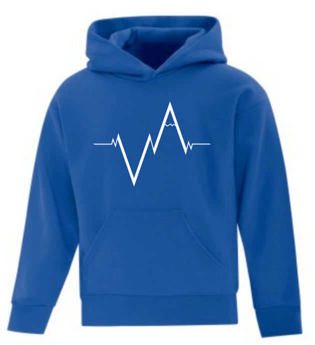 The Youth Hoodie. // Heartbeat.