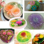 3D Jelly Flower Cake Decorating Tool Set