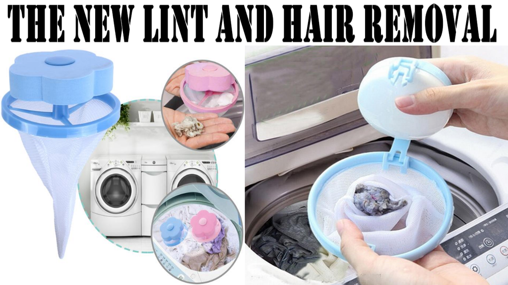 THE NEW LINT & HAIR REMOVAL