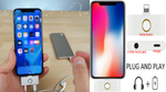 The 2018 NEW 4 in 1 iPhone X Charging Plug