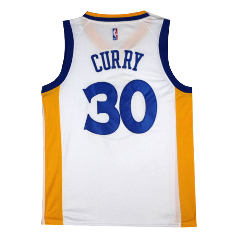 on sale 06f2d 83a05 Camisa Golden State Warriors Stephen Curry #30 Replica Jersey
