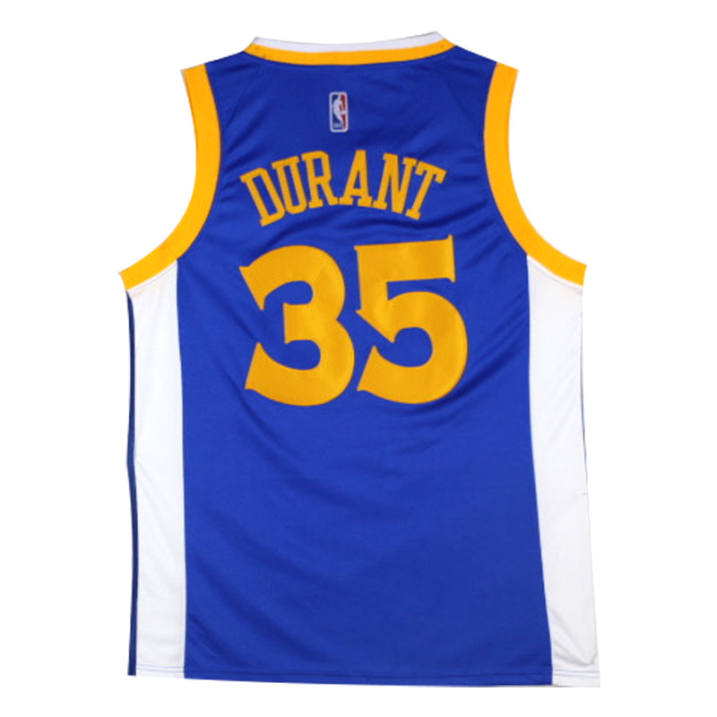 promo code 85ab0 d6e9a Camisa Golden State Warriors Kevin Durant #35 Replica Jersey