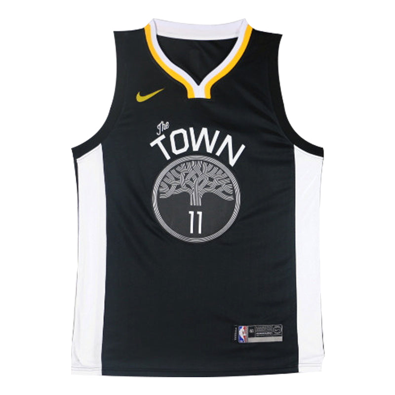 15a2538d2 Camisa Golden State Warriors Klay Thompson  11 Replica Jersey ...
