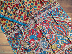 Kalamkari- An art form to be cherished