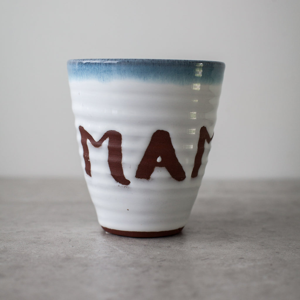 MAM Atlantic Wave Curved Mug