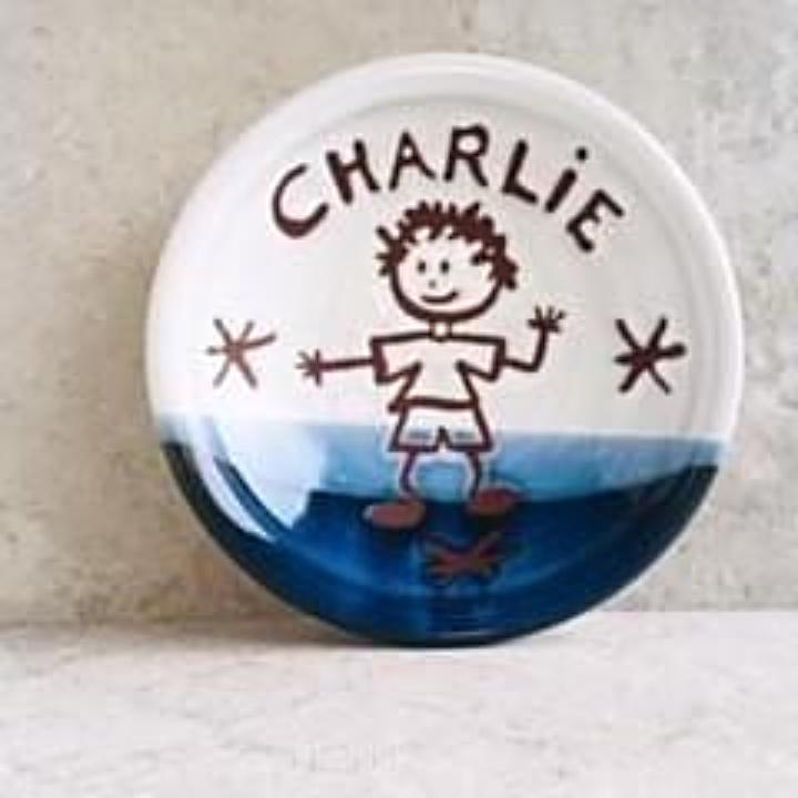 Personalised Baby Bowl