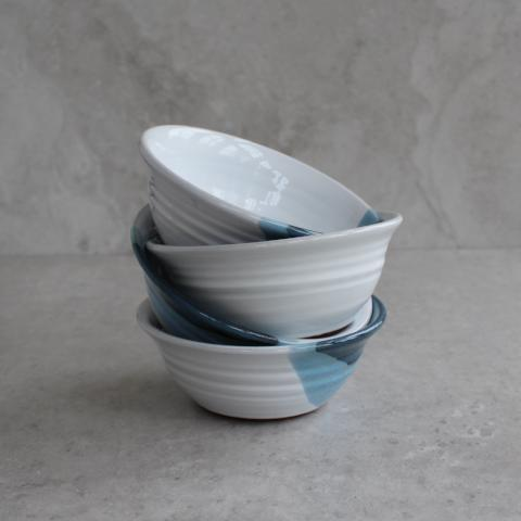 Atlantic Wave Small Bowl