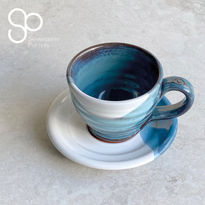 Atlantic Wave Coffee Cup