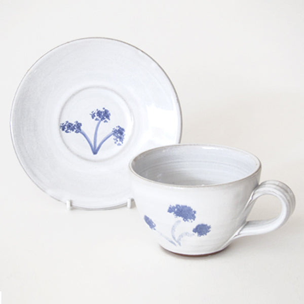 Celebration Coffee Cup and Saucer