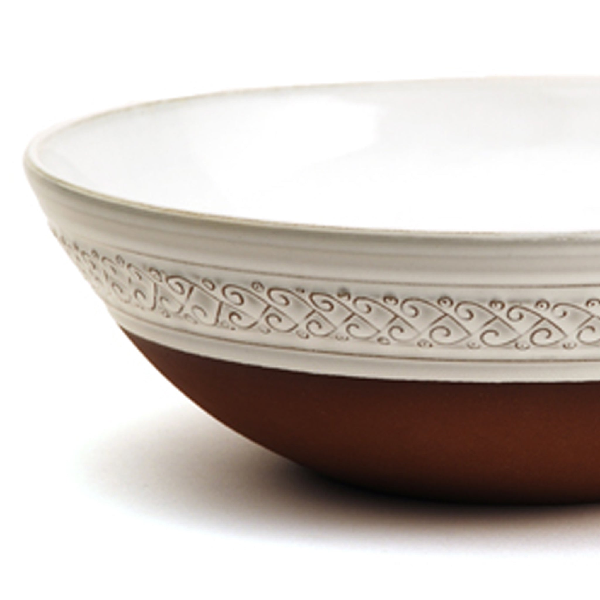 Classic Patterned Bowl Detail