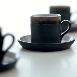 Shanagarry Coffee Cup and Saucer