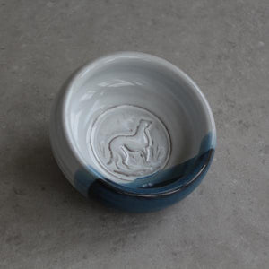 Atlantic Wave Irish Wolf Hound Stamp Dish