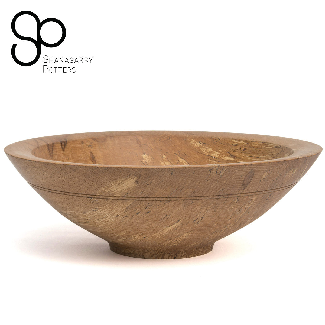 Liam O'Neill - XXLarge Flared Bowl