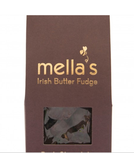 Mella's Irish Butter Fudge - Chocolate
