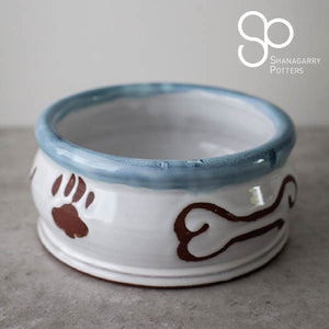 Atlantic Wave Doggy Bowl