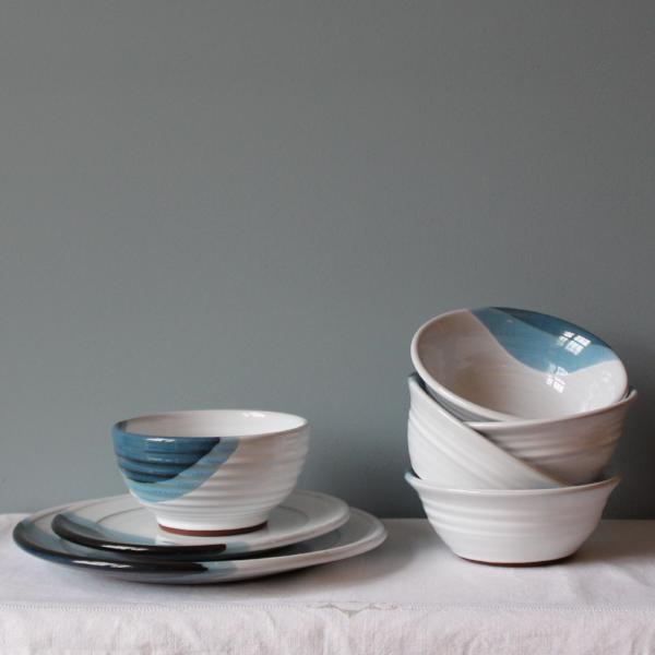 Atlantic Wave Medium Bowl