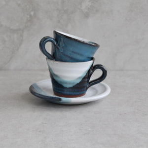 Atlantic Wave Espresso Cup