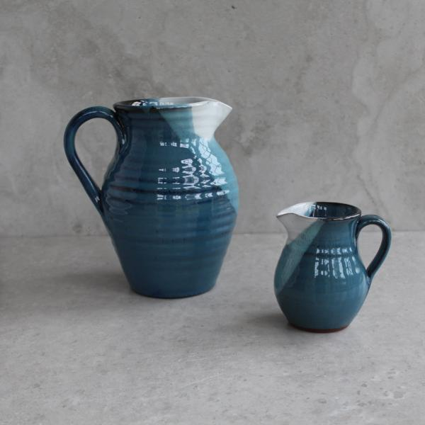 Atlantic Wave Small Pitcher