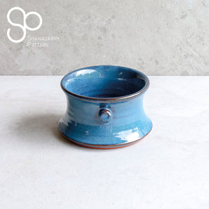 Mystic Blue Individual Sugar Pot