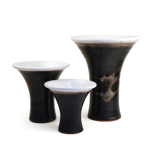 Shanagarry Palm Pot Set