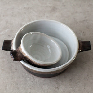 Shanagarry Two Earred Bowl