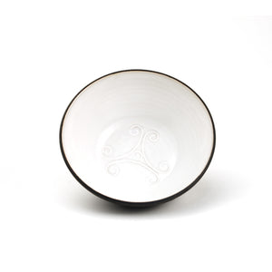 "Shanagarry Patterned Cereal Bowl (6"")"