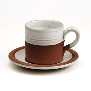 Classic Coffee Saucer & Cup
