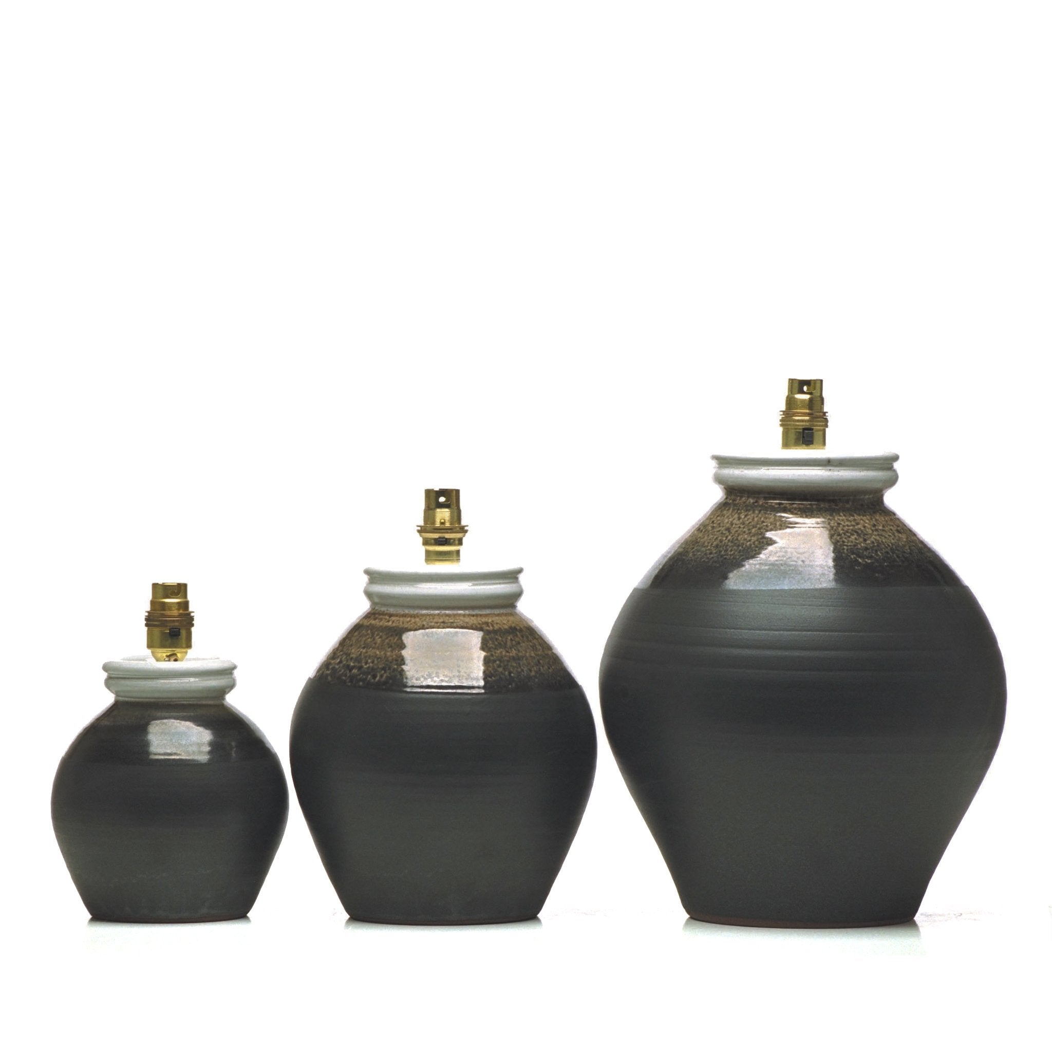 Shanagarry Barrel Lamps