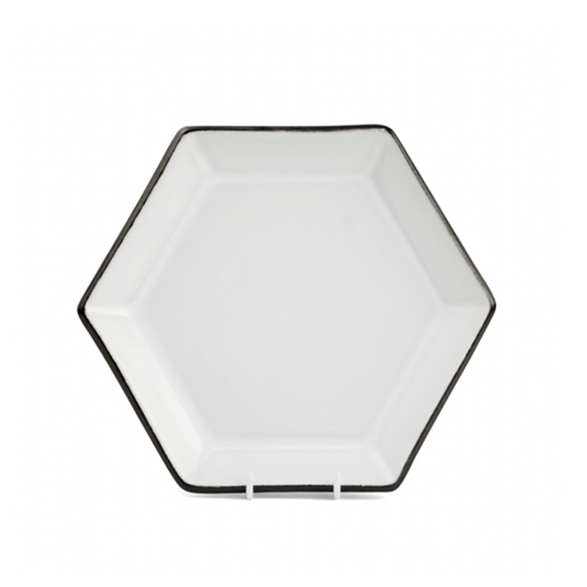Shanagarry Hexagon Plate