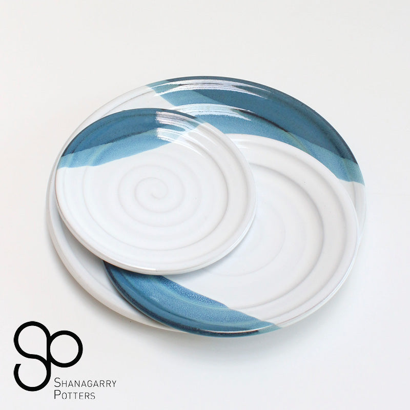 Atlantic Wave Small Plate