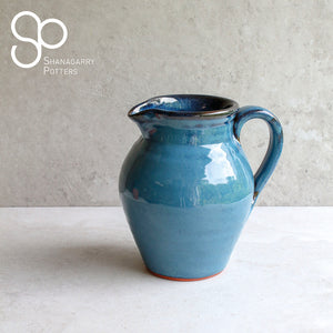 Mystic Blue Large Pitcher