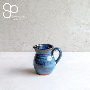 Mystic Blue Small Pitcher