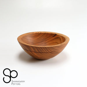 "Liam O'Neill - 10"" Flared Cherry Bowl"