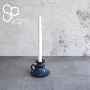 Mystic Blue Candle Stick