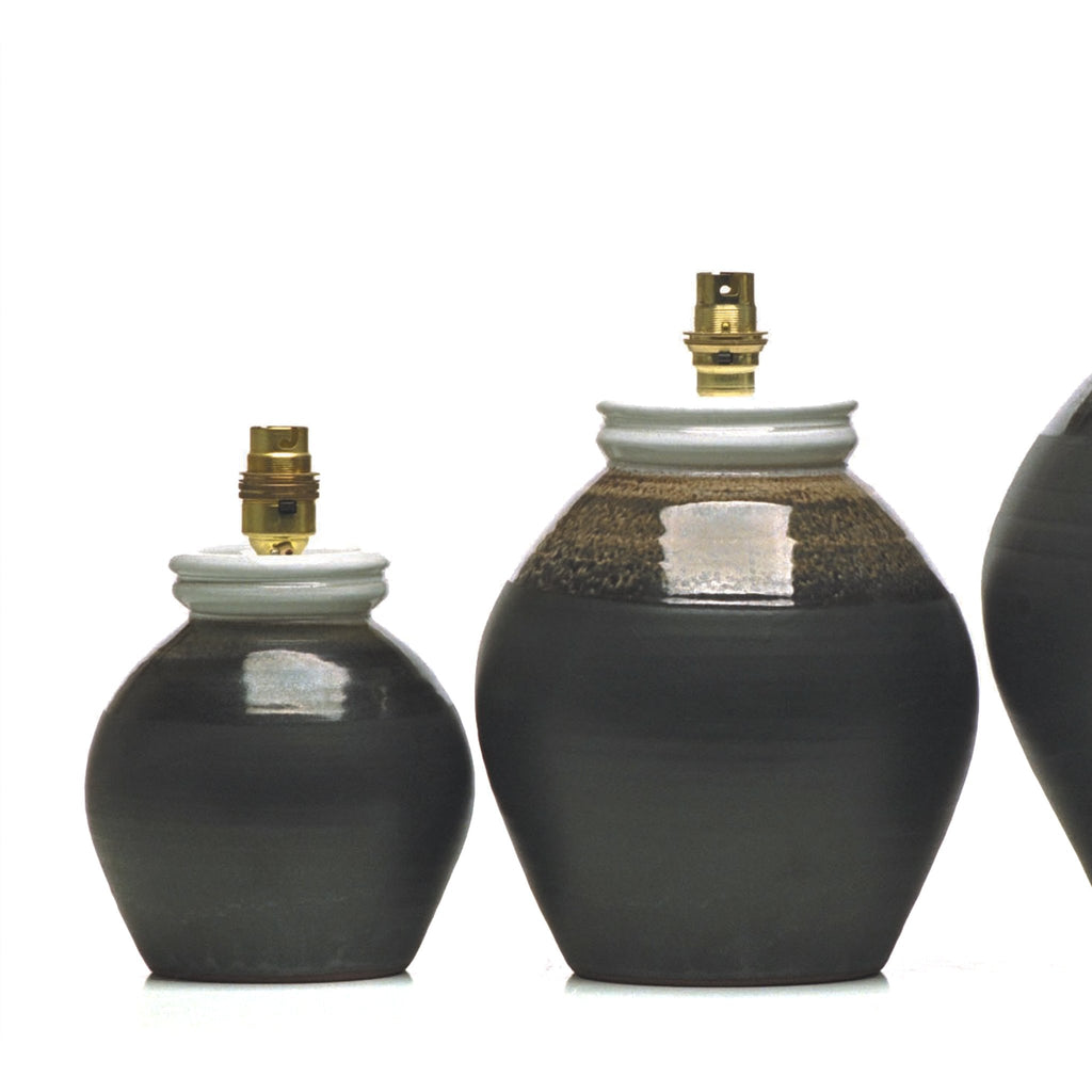 Shanagarry Small Barrel Lamp