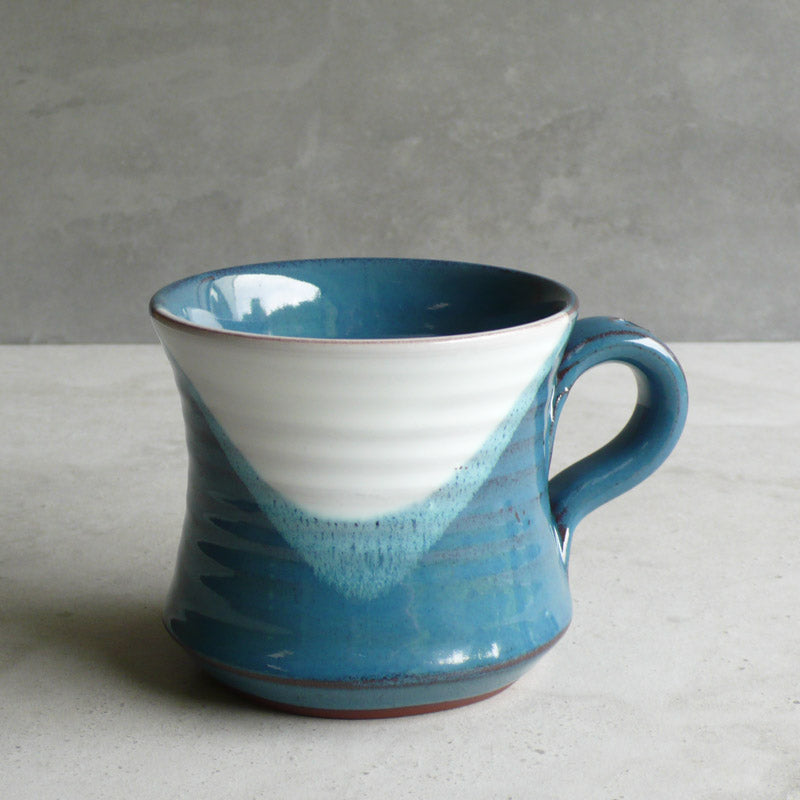 Atlantic Wave Flared Mug
