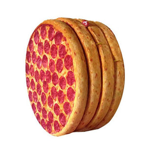 Pizza Cushion