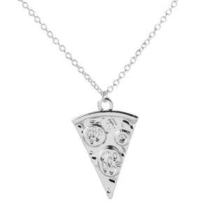 Pizza Necklace