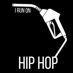 I Run On: Hip Hop Tee - Indie Band Coach