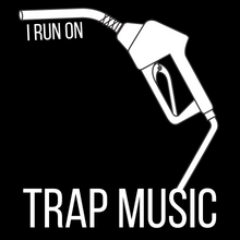 Load image into Gallery viewer, I Run On: Trap Music Tee - Indie Band Coach