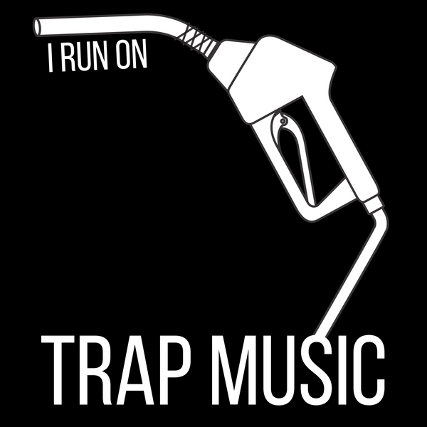 I Run On: Trap Music Tee - Indie Band Coach