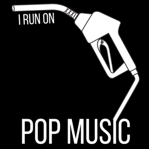 I Run On: Pop Music Tee - Indie Band Coach