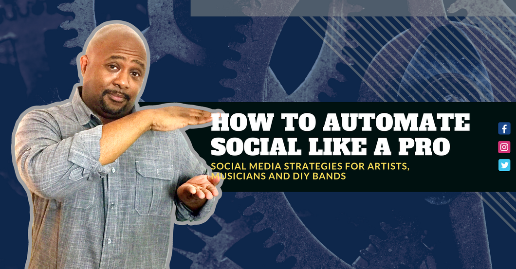 LIVE Workshop - How to Automate Social Like A Pro (Huntington Beach, CA / Feb 20 11AM)