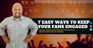 LIVE Workshop - 7 Easy Ways To Keep Your Fans Engaged (Huntington Beach, CA / Feb 27 11AM)